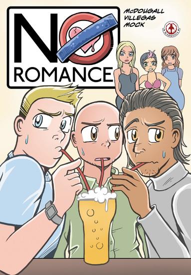 No Romance - cover