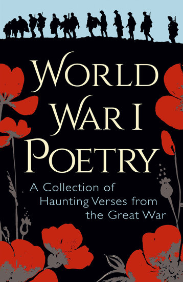 World War I Poetry - cover