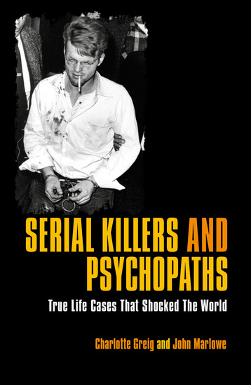 Serial Killers & Psychopaths - cover