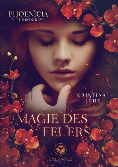 Magie des Feuers - cover