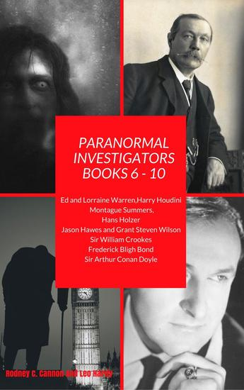 Paranormal Investigators The Collection Books 6 - 10 - PARANORMAL INVESTIGATORS #12 - cover