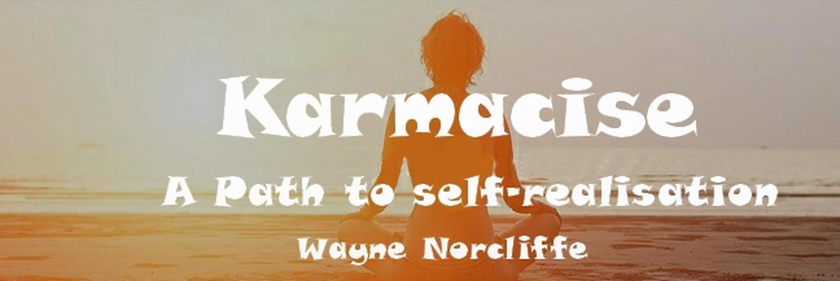 Karmacise - The Path to Self Realisation - cover