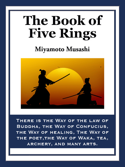 The Book of Five Rings - cover