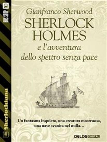 Sherlock Holmes e l'avventura dello spettro senza pace - cover