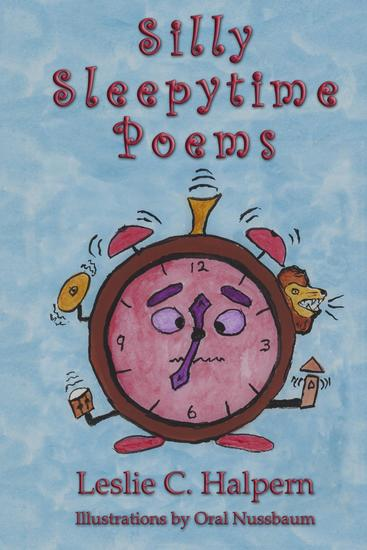 Silly Sleepytime Poems - cover