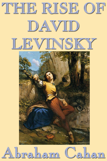 The Rise of David Levinsky - cover