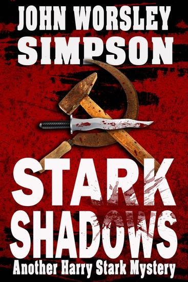 Stark Shadows - A Harry Stark Mystery #3 - cover