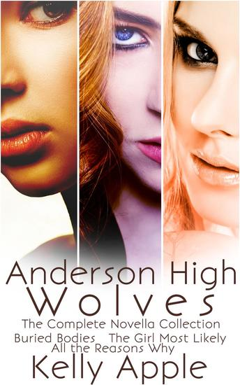Anderson High Wolves: The Complete Novella Collection - cover