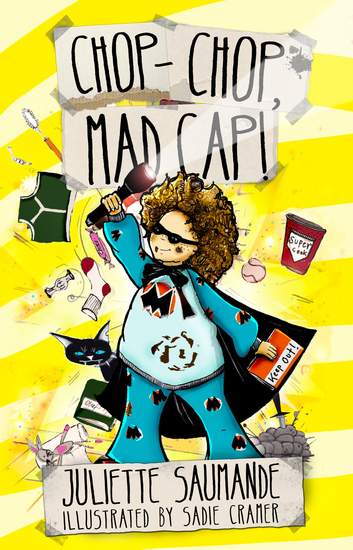 Chop-chop Mad Cap! - cover