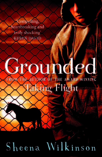 Grounded - cover