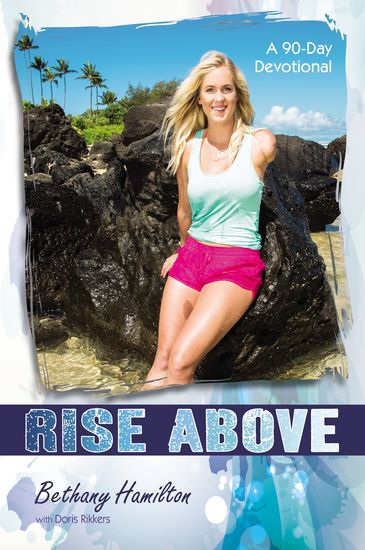 Rise Above - A 90-Day Devotional - cover