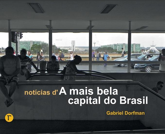 Notícias d'A mais bela capital do Brasil - cover