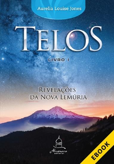 Telos Livro Um - Revelações da Nova Lemúria - cover