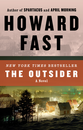 The Outsider - A Novel - cover