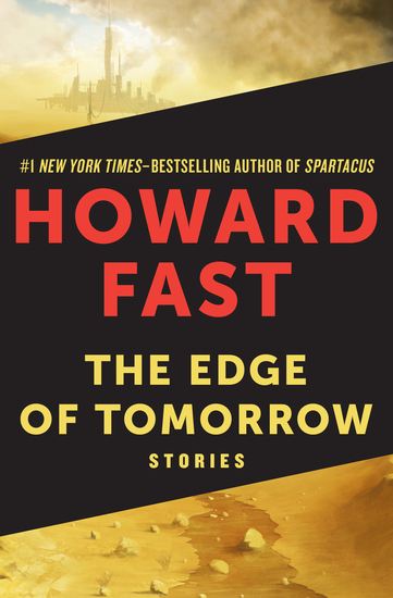 The Edge of Tomorrow - A Novel - cover