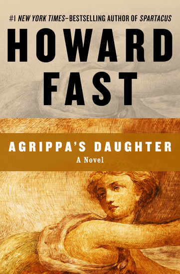 Agrippa's Daughter - A Novel - cover
