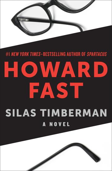 Silas Timberman - A Novel - cover