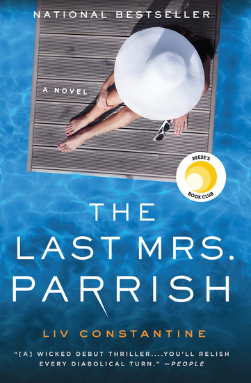 The Last Mrs Parrish - cover