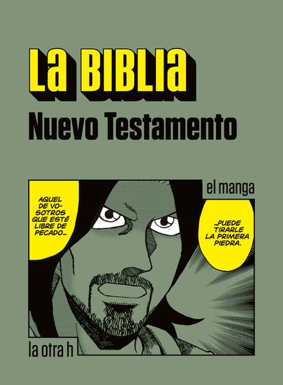 La Biblia Nuevo Testamento - el manga - cover