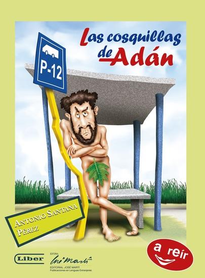 Las cosquillas de Adán - cover