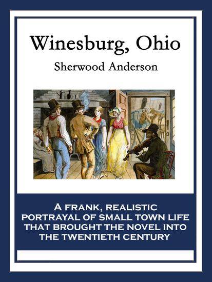 Winesburg Ohio - cover