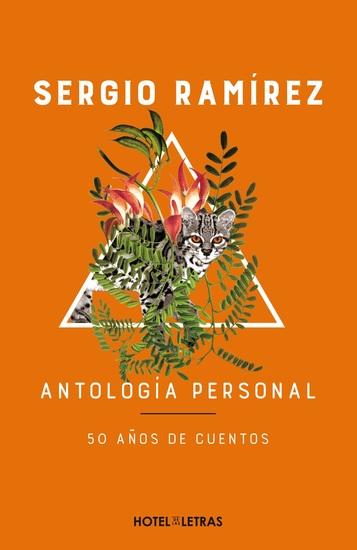 Antología personal 50 años de cuentos - cover