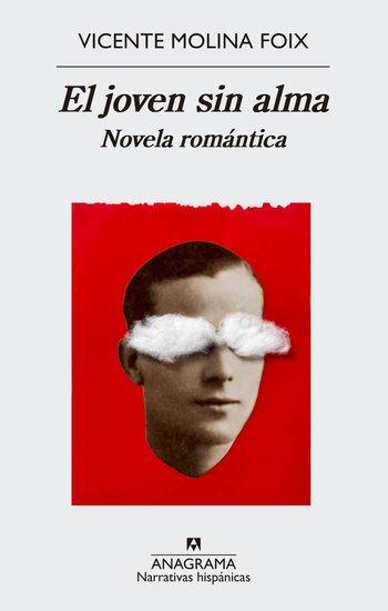 El joven sin alma Novela romántica - cover