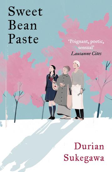 Sweet Bean Paste - cover