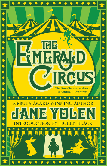The Emerald Circus - cover