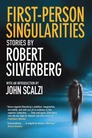 First-Person Singularities - Stories - cover