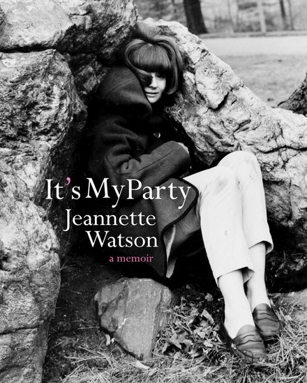 It's My Party - A Memoir - cover