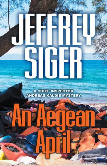 An Aegean April - cover