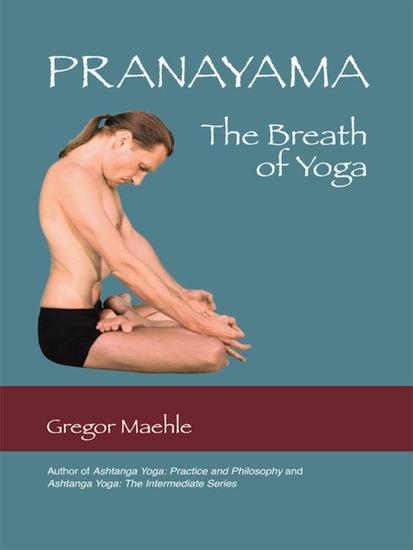 Pranayama the Breath of Yoga - cover