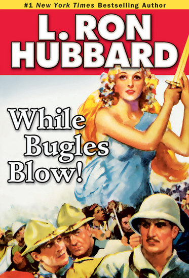 While Bugles Blow! - cover
