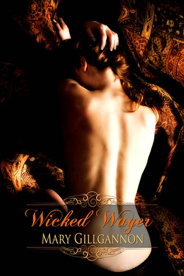 Wicked Wager - cover