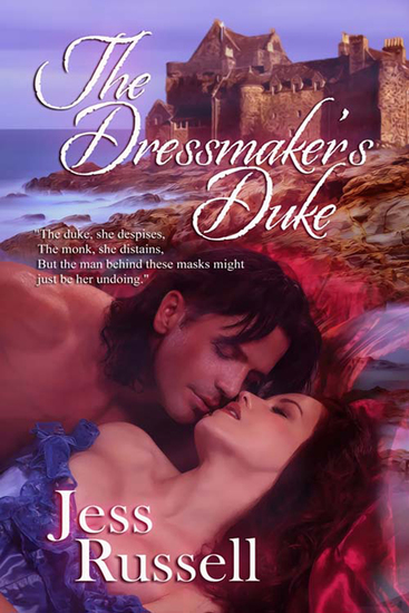 The Dressmaker's Duke - cover
