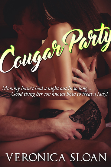 Cougar Party - cover