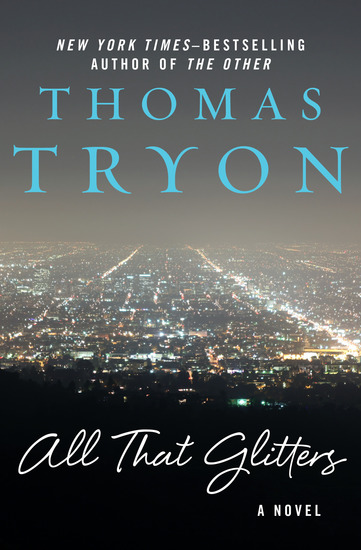 All That Glitters - A Novel - cover