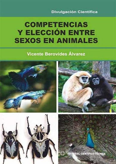Competencias y elección entre sexos en animales - cover
