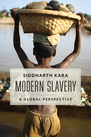 Modern Slavery - A Global Perspective - cover