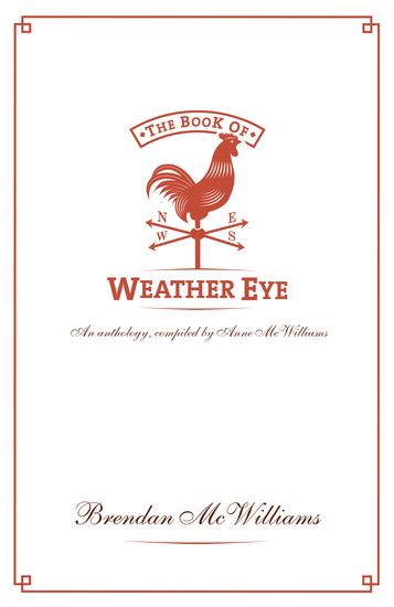 The Book of Weather Eye - Meteorology in Art History and Literature - cover