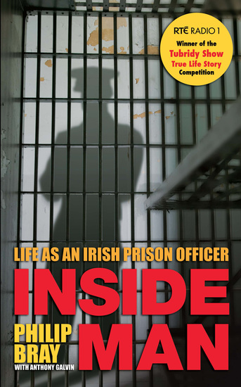 Inside Man - Life As An Irish Prison Officer - cover