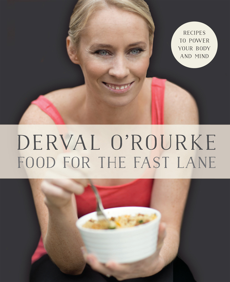 Food for the Fast Lane – Recipes to Power Your Body and Mind - Goodness In = Greatness Out - cover