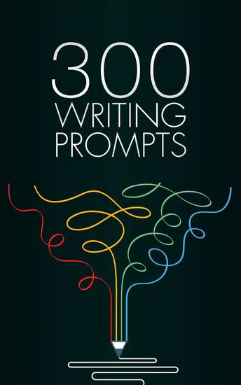300 Writing Prompts - cover