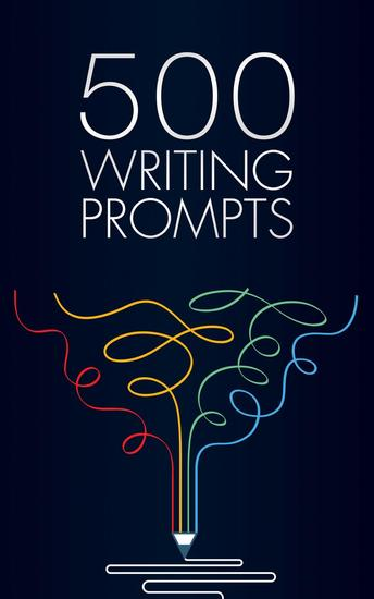 500 Writing Prompts - cover