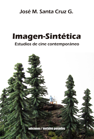 Imagen-Sintética - Estudios de cine contemporáneo - cover
