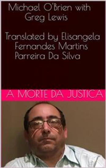 A Morte Da Justiça - cover