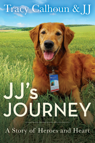 JJ's Journey - A Story of Heroes and Heart - cover