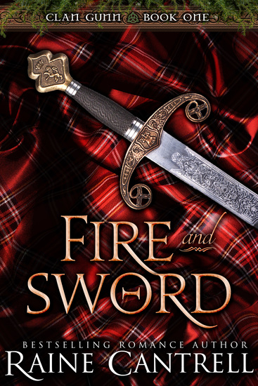 Fire and Sword - Clan Gunn - Book One - cover
