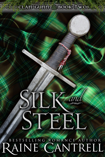 Silk and Steel - Clan Gunn - Book Two - cover